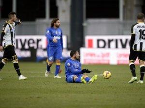 Tèvez e Juve molto dimessi ad Udine