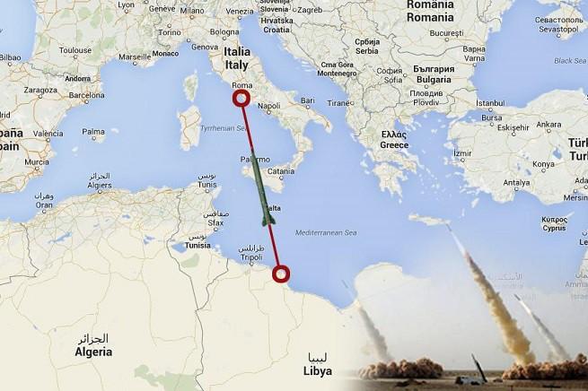 La Jihad si avvicina all'Europa