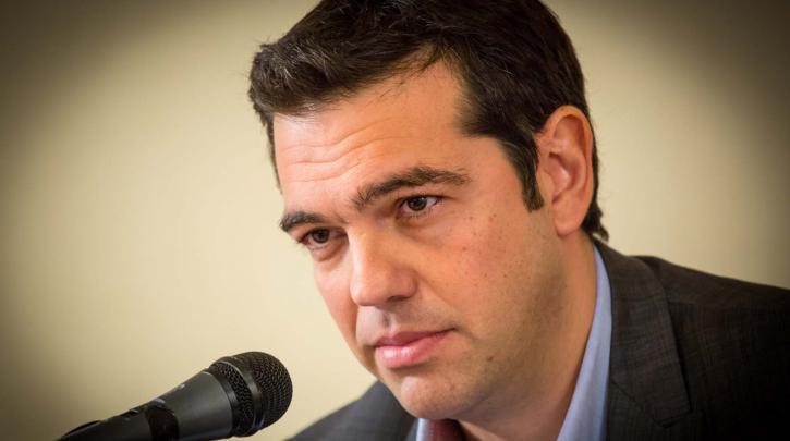 Tsipras all'Europa: