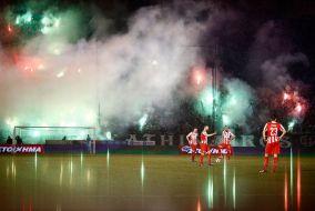 Panathinaikos-v-Olympiacos