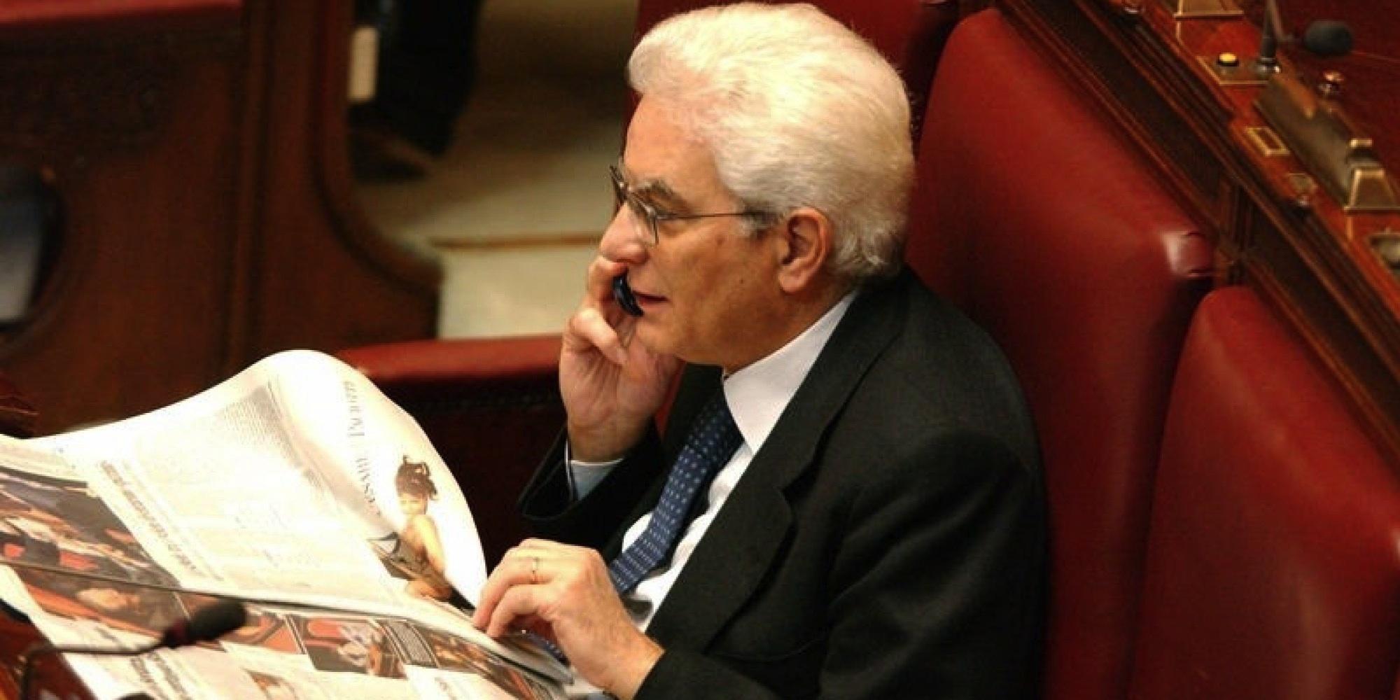 Sergio Mattarella il nuovo Capo dello Stato