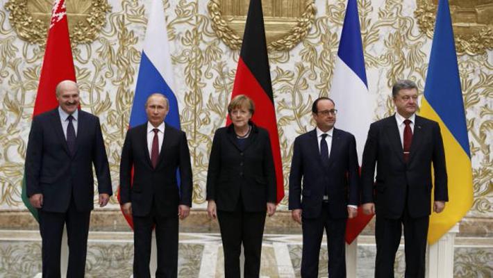 Vertice di Minsk: accordo parziale, tutti soddisfatti