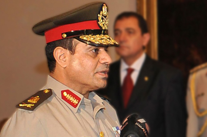 Al-Sisi chiede all'ONU:
