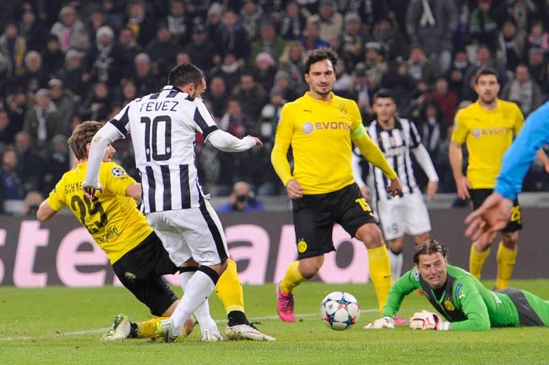 Cuore e grinta: così la Juve si aggiudica il 1° round con il Borussia