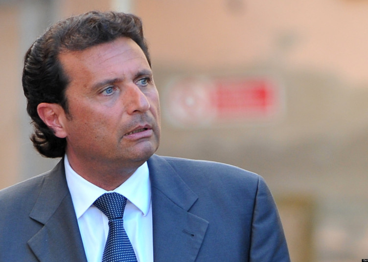 ITALY-SHIPPING-TOURISM-DISTASTER-CONCORDIA-TRIAL-SCHETTINO
