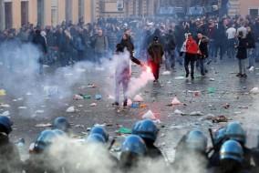 scontri roma feyenoord