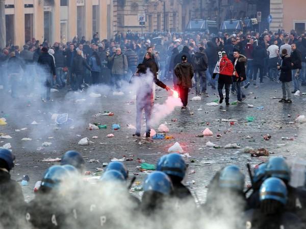 Roma-Feyenoord, il questore D'Angelo: