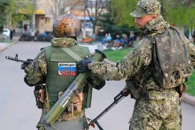 separatisti filorussi