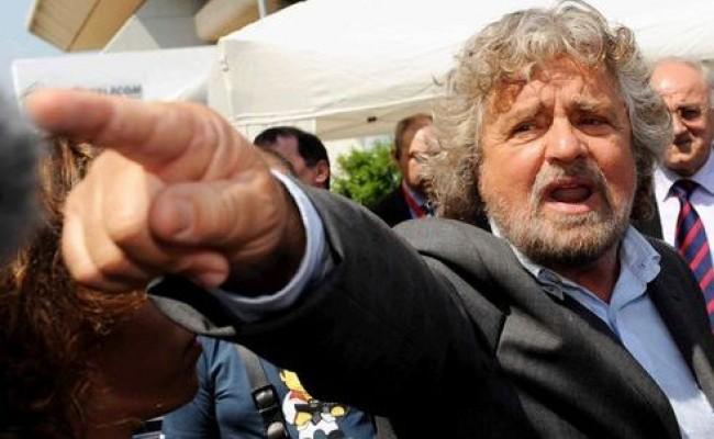 Grillo, prove di dialogo con il Pd