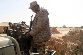 COMBATTENTI LIBIA ALBA E LE FORZE PRO-GOVERNATIVE 3