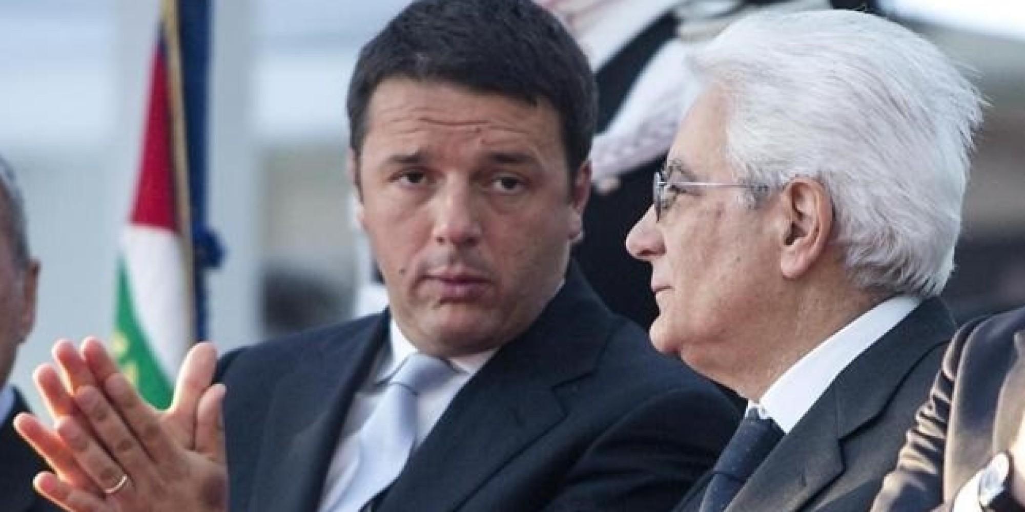 Infrastrutture, l'interim a Renzi