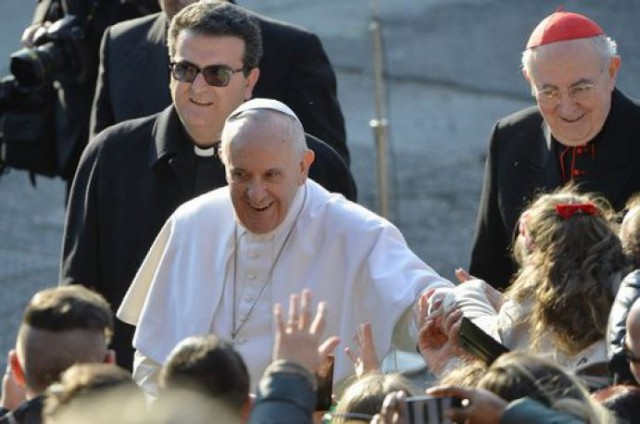 Papa Francesco,