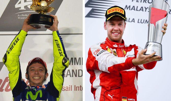L'ItalMotori Arriva...Bene! Vettel e Rossi in trionfo