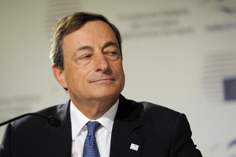 "Draghi: ""C'è ripresa, riforme subito"""