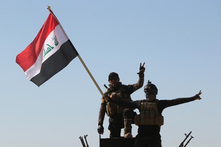 Gli iracheni tolgono Tikrit all'ISIS