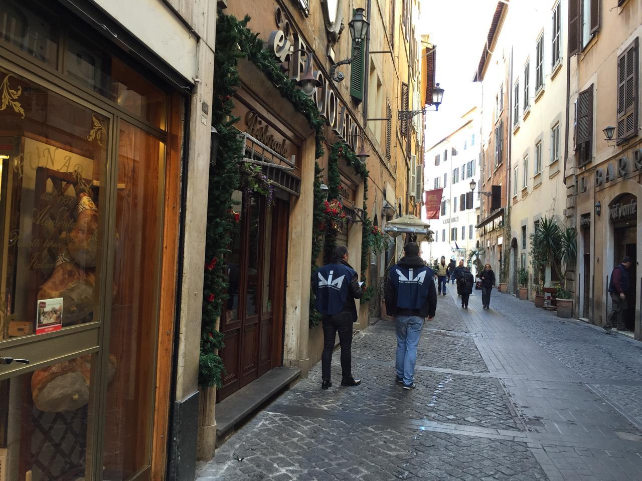Ndrangheta, a Primavalle controllava droga, armi e sale gioco. 7 arresti