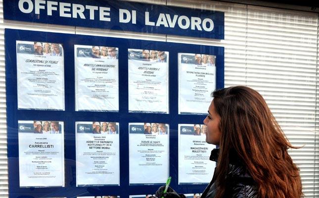 Disoccupazione: è nuovo record in Italia per i giovani