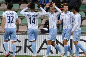 Lazio: un gruppo che sta volando