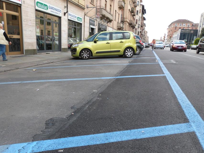 Roma, Tar boccia Marino. Niente aumenti per strisce blu