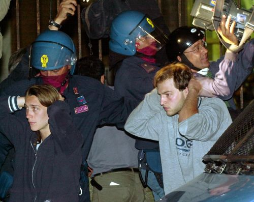 G8 Genova, Strasburgo condanna Italia per tortura