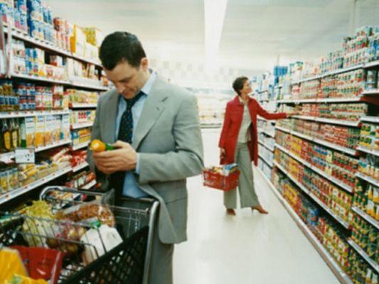Supermercato, ci vediamo lì. Per sposarci