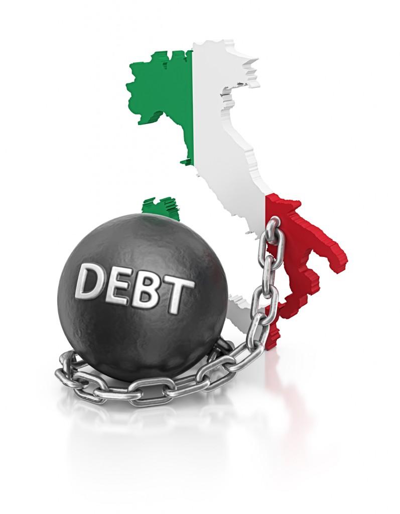Debito pubblico, nuovo record. FMI rivede stime pil italiano