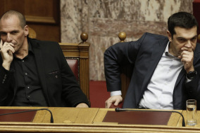 Greek parliament votes for the new President of Republic