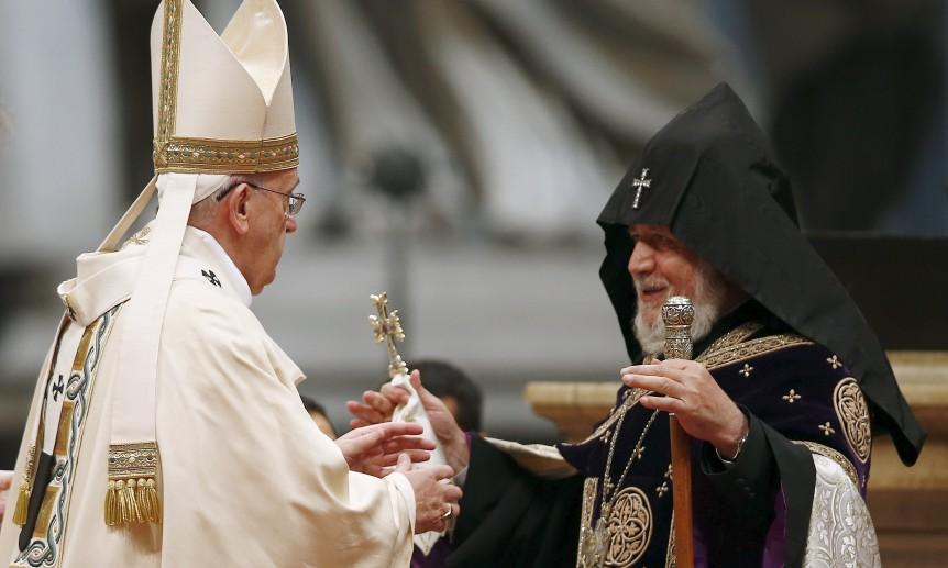 Armeni, è rottura tra Turchia e Vaticano