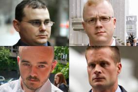 i 4 condannati