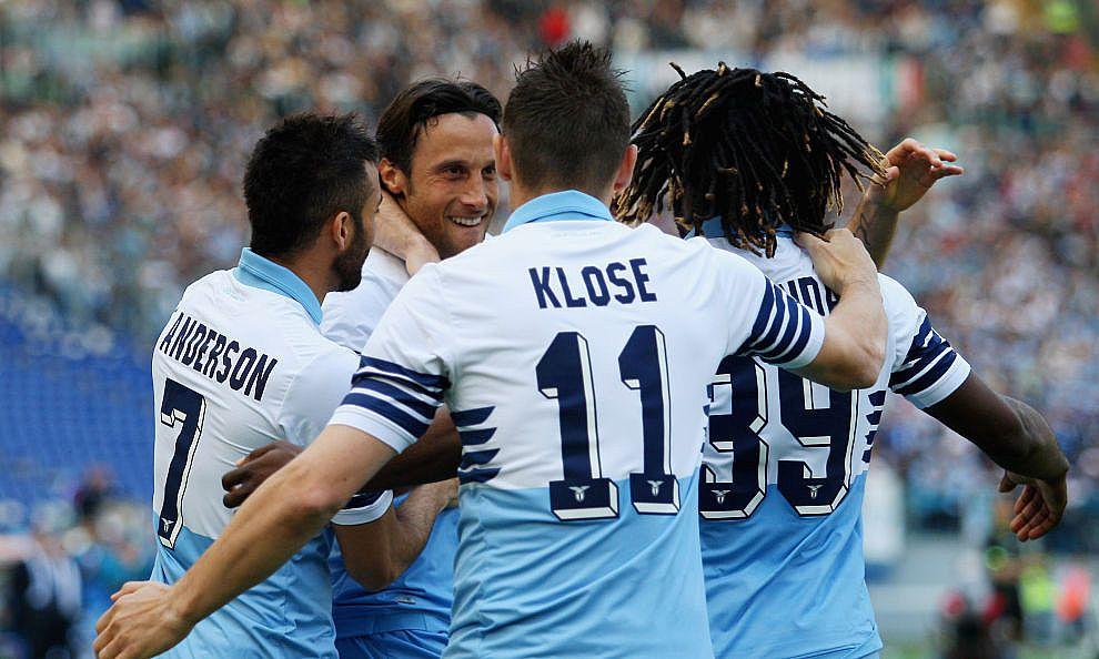 Sorpasso-Champions per la Lazio