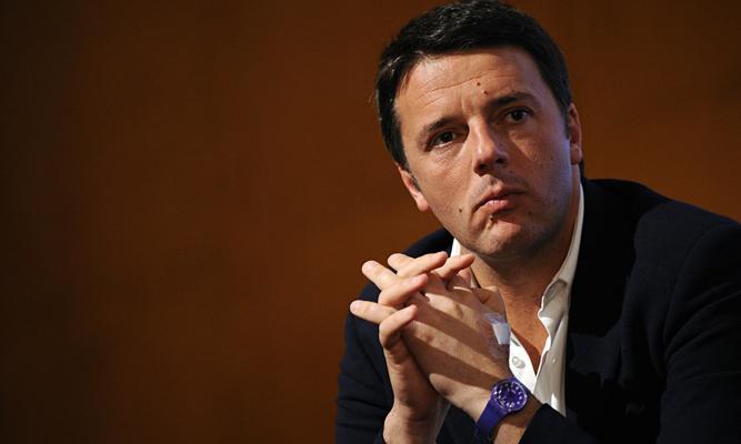 Renzi, meno armi e Tribunali più sicuri