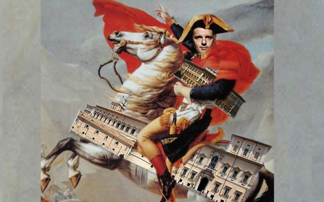 Matteo, il Principe Imperatore che 'sveglia' l'Italia