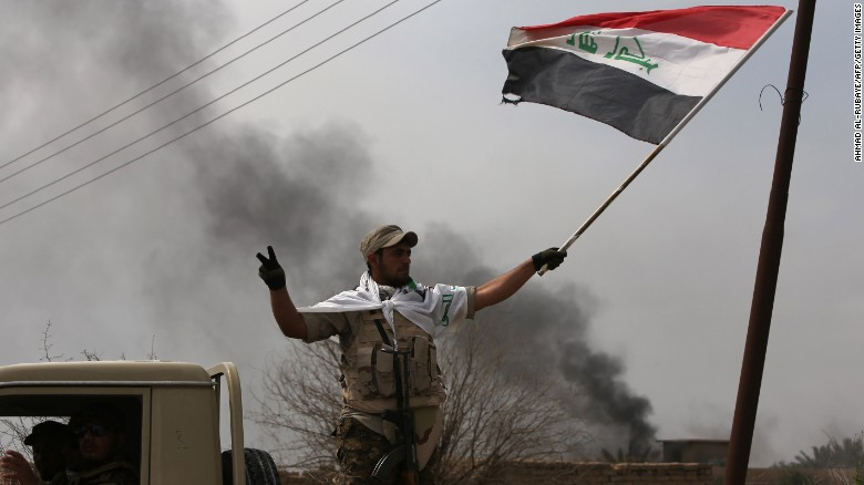L'Iraq riprende Tikrit all'ISIS