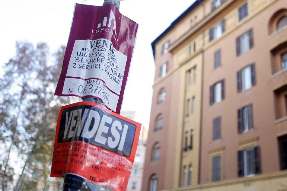 Istat, torna a crescere il mercato immobiliare