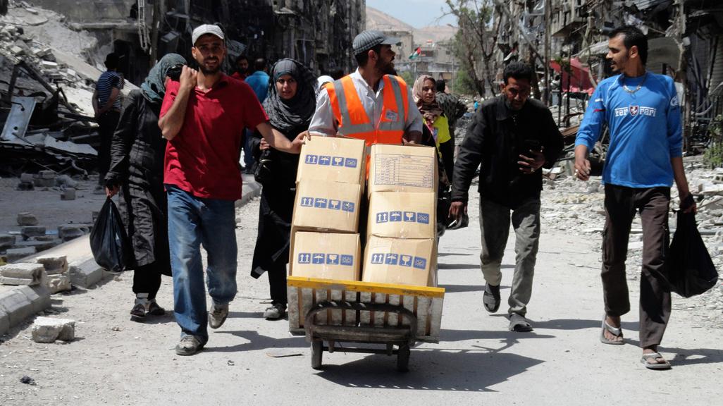 """Siria, l'Olp: """"Non interverremo contro Isis"""