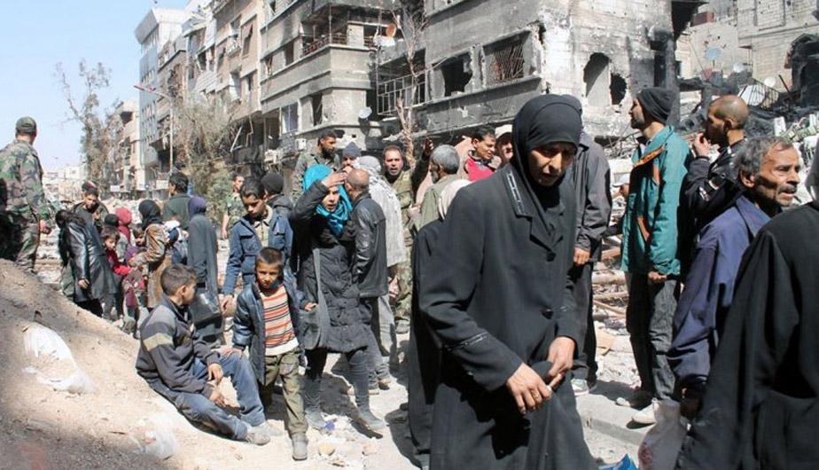 Siria, Isis controlla campo Yarmouk. Save Children, 3.500 bambini intrappolati