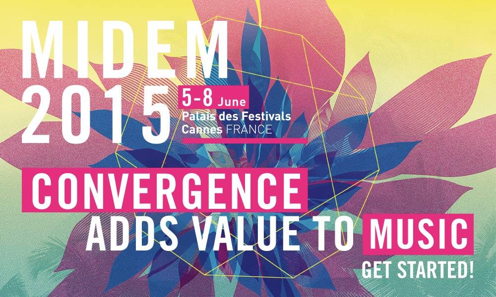 Midem 2015, nuovo look per l'evento dedicato alla musica