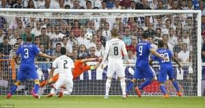 Morata ha appena piegato le mani a Casillas per l'1-1