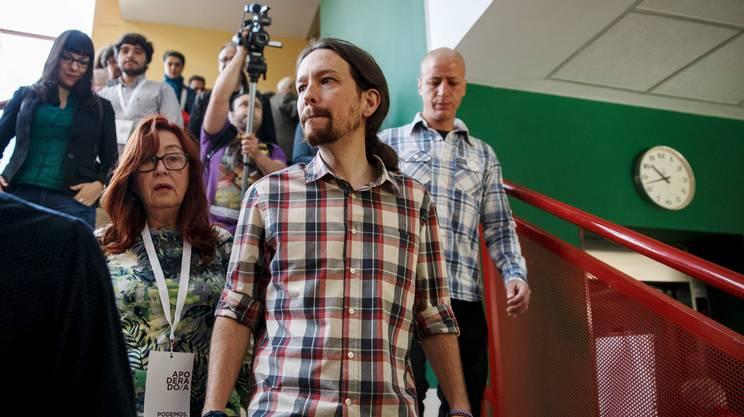 Spagna, Podemos sbanca