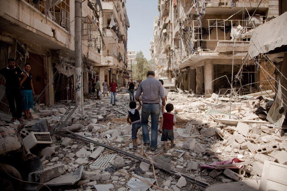 L'Isis fa strage di bambini in Siria