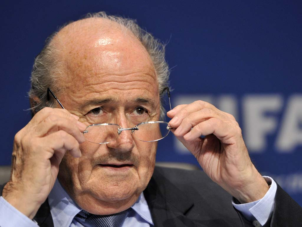 Terremoto FIFA. Putin: