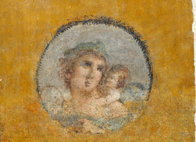 Pompei, tre affreschi recuperati in Usa
