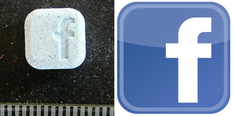Droghe sintetiche, l'ultima frontiera porta il marchio Facebook
