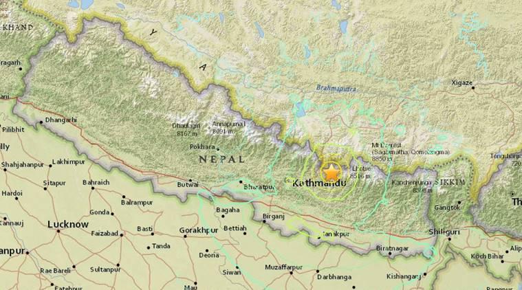 Nuove scosse in Nepal, 59 vittime