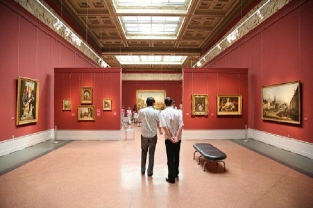 Non funzionano i musei italiani