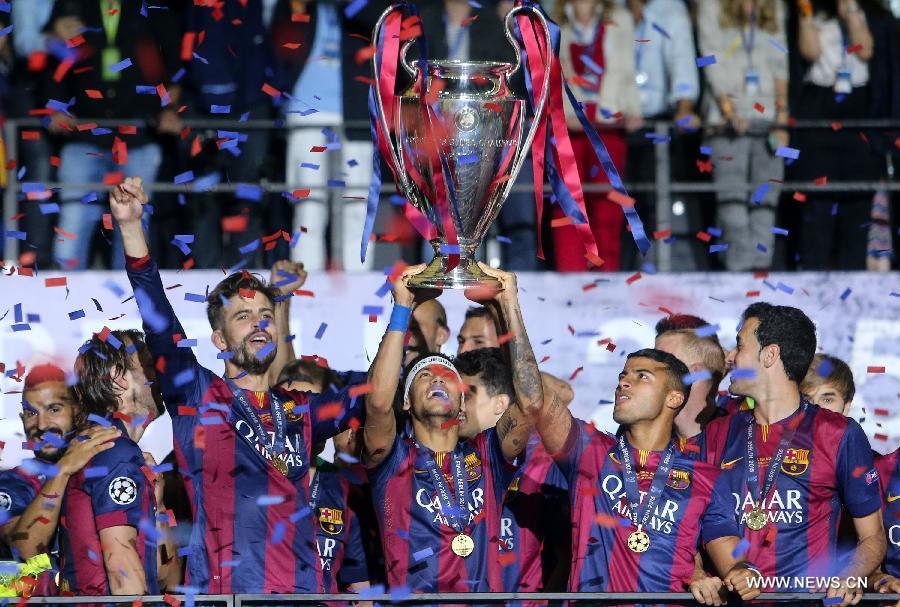 Il triplete è del Barça ma la Juve esce a testa altissima