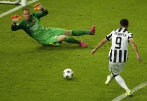 L'illusorio pari di Morata