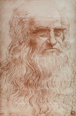 L'Autoritratto di Leonardo per la prima volta a Roma