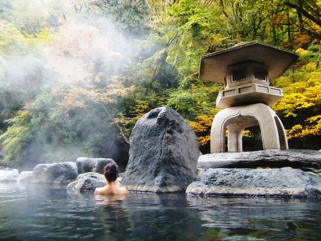 Giappone, terme benefiche. Anzi hard