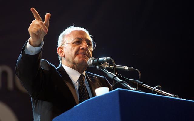 """Dopo Blatter, Platini. Tavecchio: """"siamo con Michel"""""""